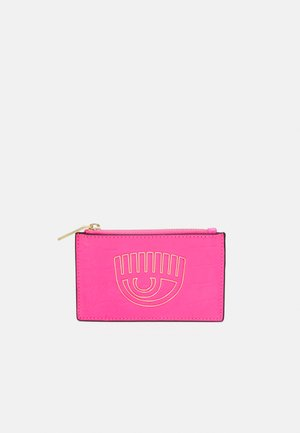 RANGE FRAME EYE - Wallet - fluorescent pink