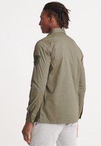 Superdry - Shirt - slate green - 2