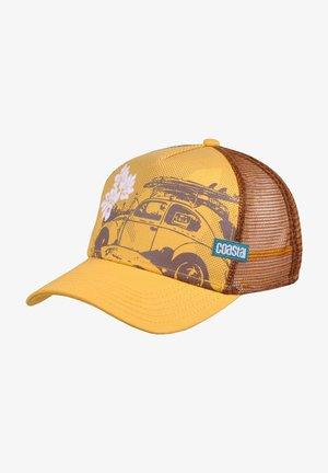Cap - sun yellow