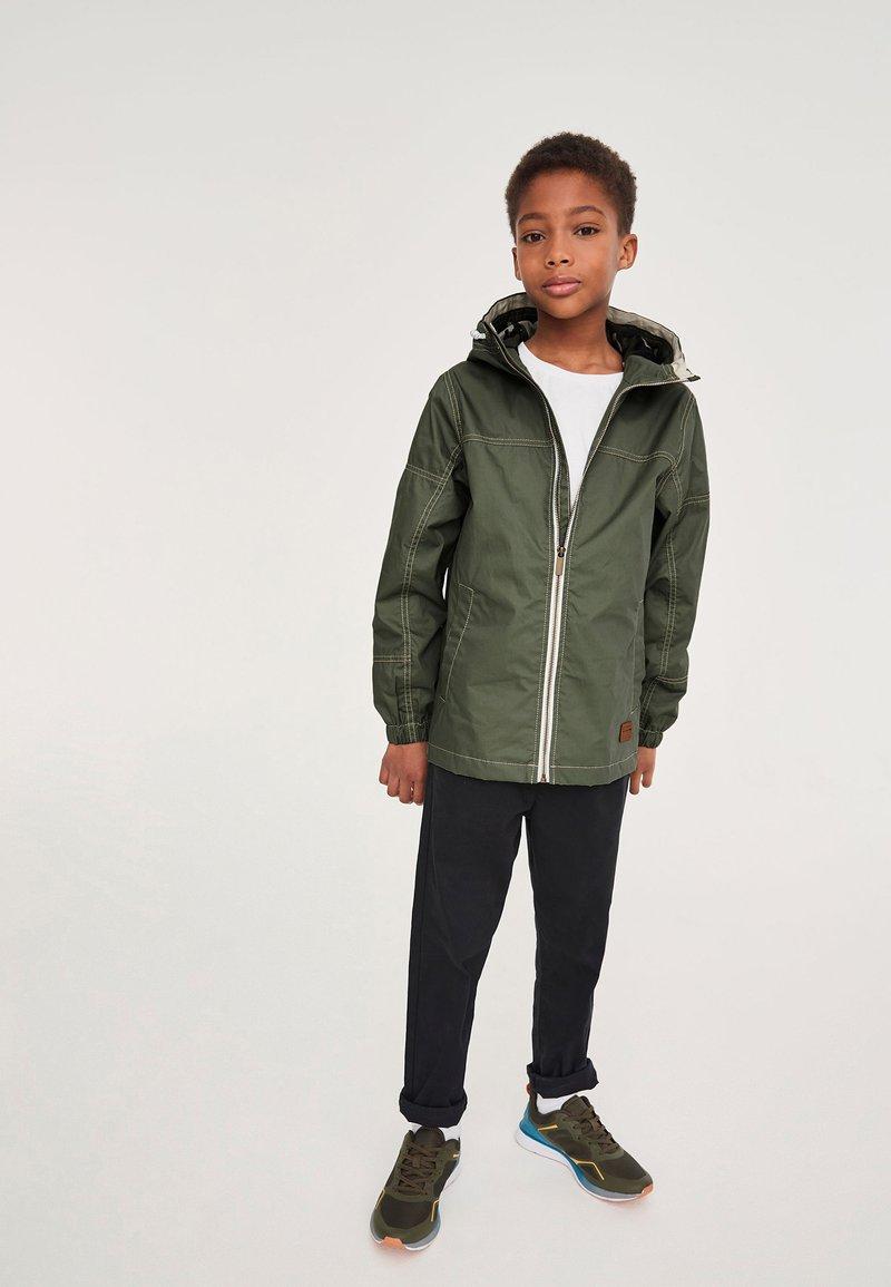 Next - Waterproof jacket - khaki