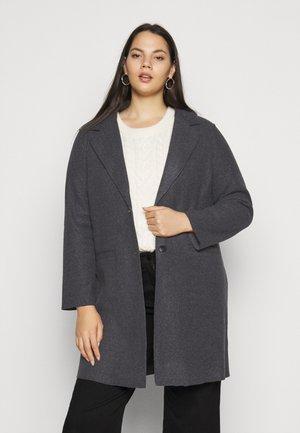 CARCAROL BONDED COAT - Classic coat - dark grey melange