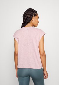 Cotton On Body - LIFESTYLE SLOUCHY MUSCLE - T-shirt basic - almond pink - 2
