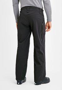 Mammut - STONEY - Snow pants - black - 1