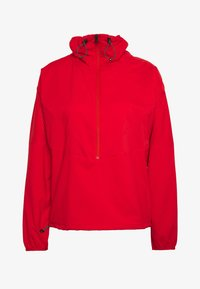 Peak Performance - HIT HALF ZIP - Windbreaker - vibrant red - 5