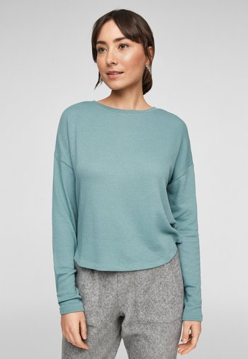 Jumper - pale turquoise