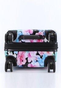 ELLE - FLOWER - Wheeled suitcase - schwarz - 4