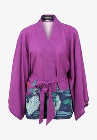Collectif - SABINE PEACOCK  - Summer jacket - purple - 5