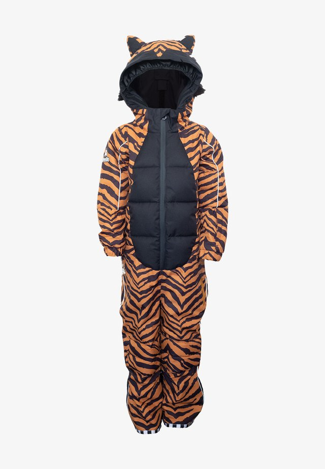 TIGERDO  - Snowsuit - tiger brown