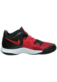 Nike Performance - KYRIE FLYTRAP III - Basketball shoes - black/university red /bright crimson - 5