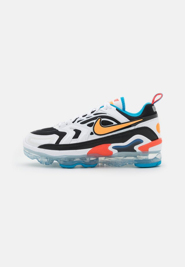 AIR MAX VAPORMAX EVO - Sneakers basse - black/bright citrus/white/laser blue/bright crimson