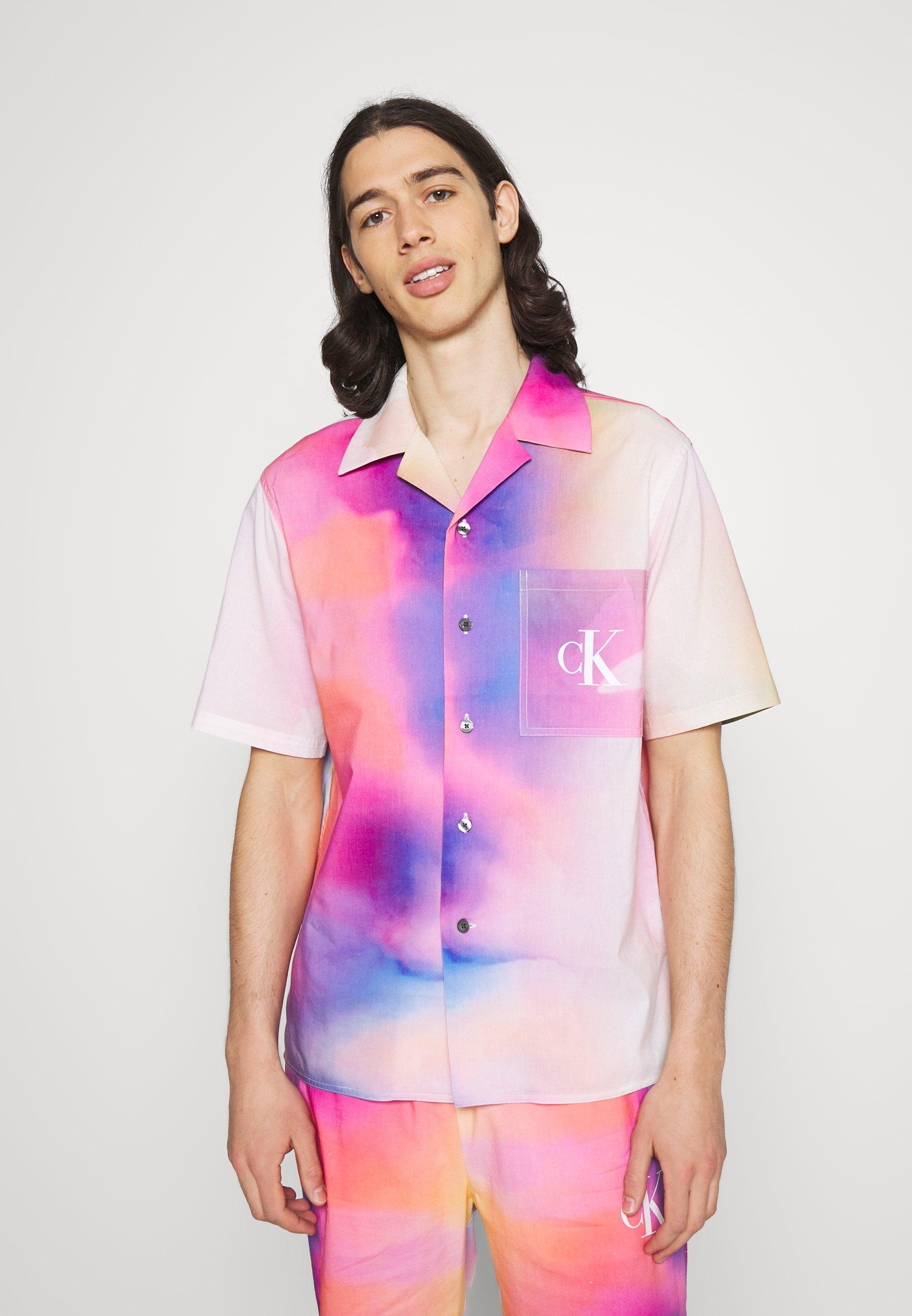 Men PRIDE OVERSHIRT UNISEX - Shirt - pride marble