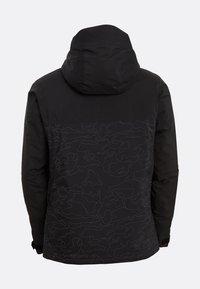 Billabong - Winter jacket - blk reflec camo - 3