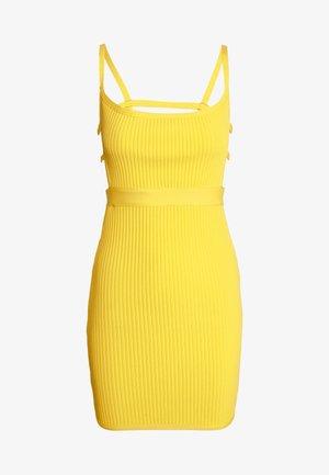DRESS - Vestito estivo - yellow