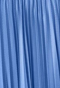 MAX&Co. - DIGA - A-lijn rok - light blue - 2