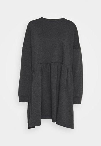 NMNELLI SHORT DRESS  - Robe d'été - black