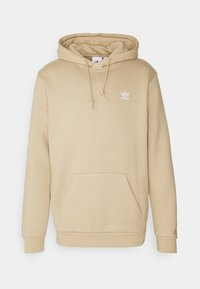 adidas Originals - ESSENTIAL ORIGINALS ADICOLOR HOODIE UNISEX - Felpa con cappuccio - beige tone - 4