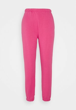 BASIC - Tracksuit bottoms - fandango pink