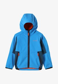 Vaude - KIDS RONDANE UNISEX - Waterproof jacket - baltic sea - 4