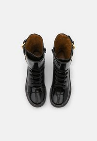 See by Chloé - MALLORY LACE UP - Lace-up ankle boots - black - 4
