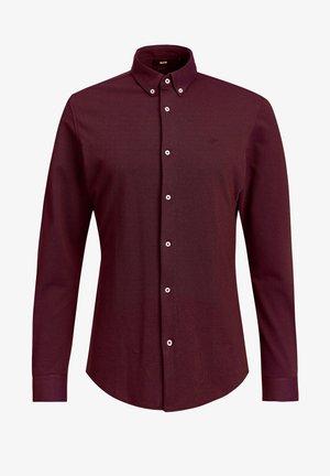 SLIM FIT - Camisa - vintage red