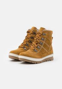 Jana - Winter boots - safron - 2