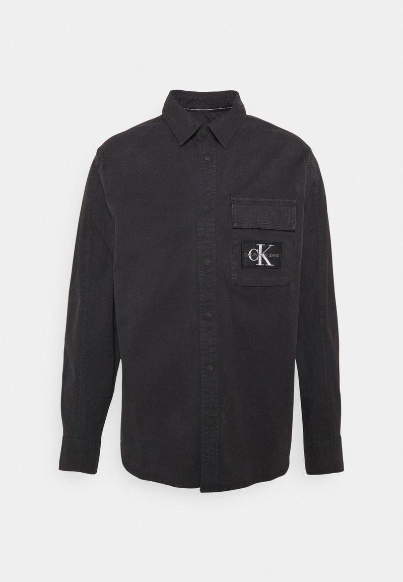 Calvin Klein Jeans - Camisa - black