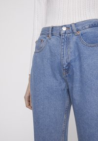 PULL&BEAR - Straight leg jeans - blue denim - 3