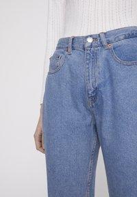 PULL&BEAR - Džíny Straight Fit - blue denim - 3