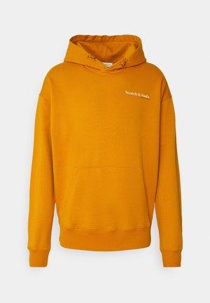 HOODY - Sweatshirt - rust