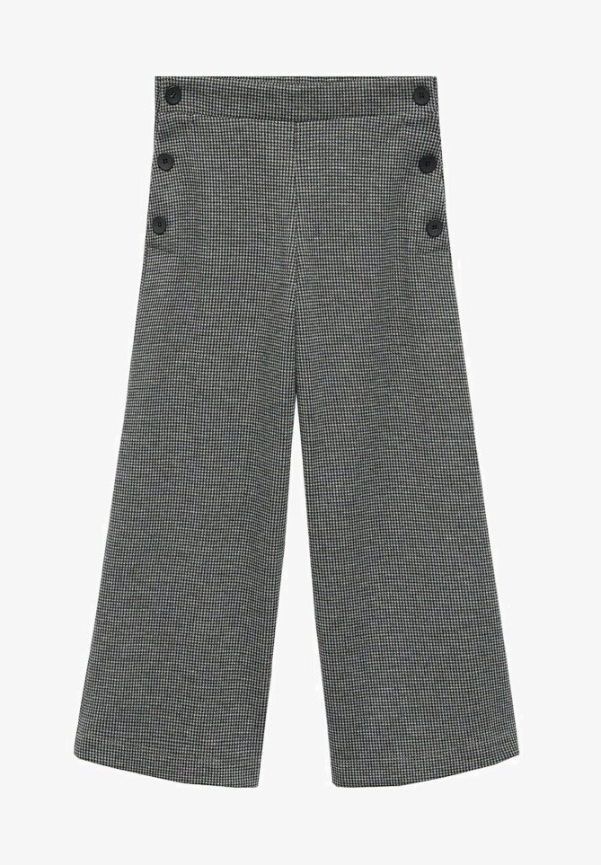 Mango - IVANKA - Kalhoty - gris chiné foncé