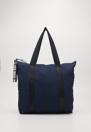 MILENE - Bolso shopping - navy