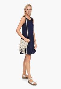 s.Oliver - Day dress - dark blue - 1