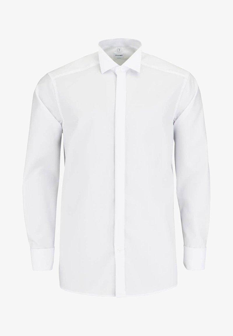 OLYMP - Formal shirt - weiß