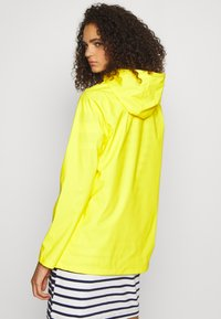 PIECES Tall - PCRARNA RAIN JACKET - Parka - empire yellow - 2