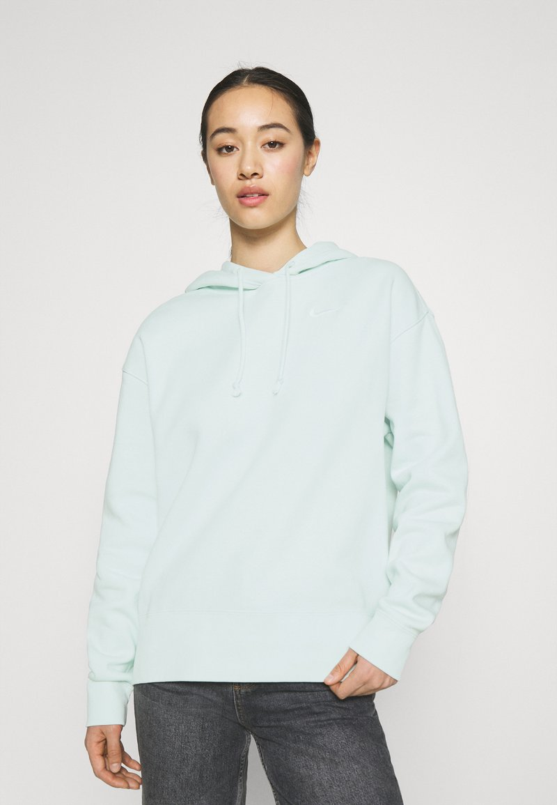 Nike Sportswear - HOODIE TREND - Sweatshirt - barely green/white