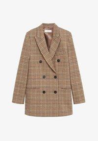 CECILIA - Short coat - braun