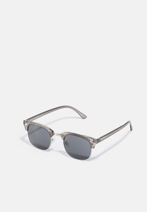 SLHMIKAS SUNGLASSES - Sluneční brýle - dark grey