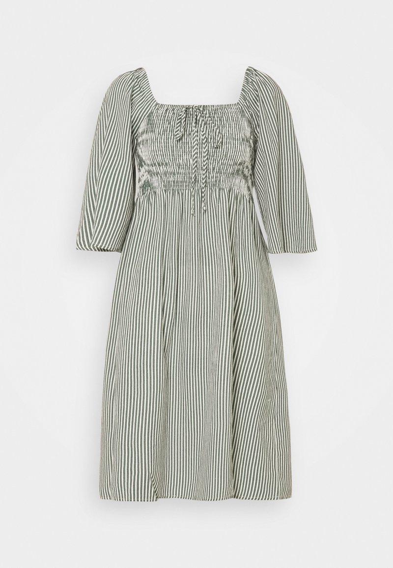 Vero Moda Tall - VMANNABELLE DRESS - Day dress - laurel wreath