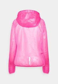 Rukka - MAKULA - Vodotěsná bunda - pink - 1