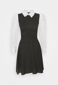 Trendyol - Robe d'été - black - 0