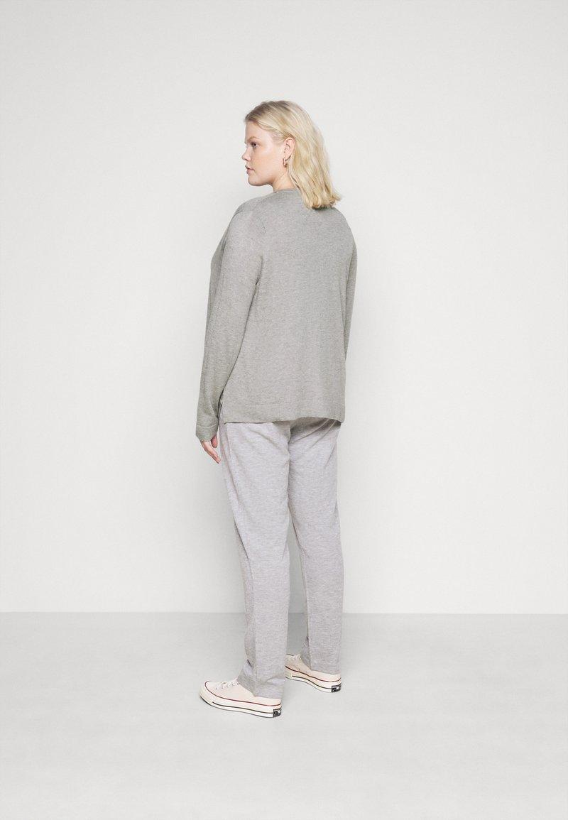Persona by Marina Rinaldi - METALLO - Vest - grey