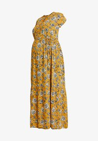Queen Mum - DRESS NURS DENVER - Jersey dress - sunflower - 5