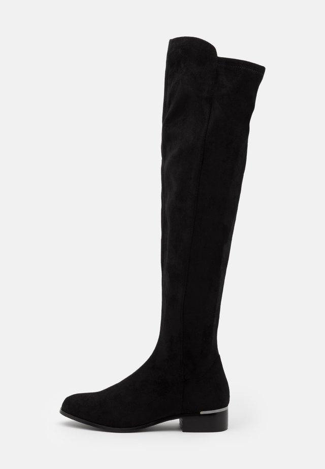 ABI - Stivali sopra il ginocchio - noir