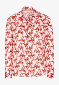 Eterna - ETERNA - Button-down blouse - rot/orange - 3