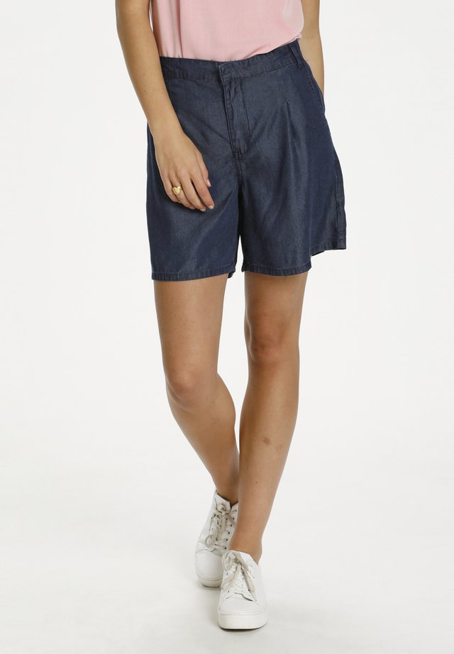 Shorts - dark blue/ blue wash