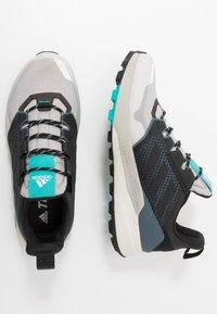 adidas Performance - TERREX TRAILMAKER - Hikingskor - grey two/core black/hi res aqua - 1