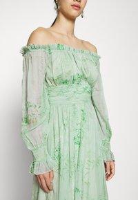Lace & Beads - REBECCA MIDI - Day dress - mint - 4