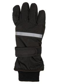mikk-line - THINSULATE GLOVES - Fingerhandschuh - black - 1