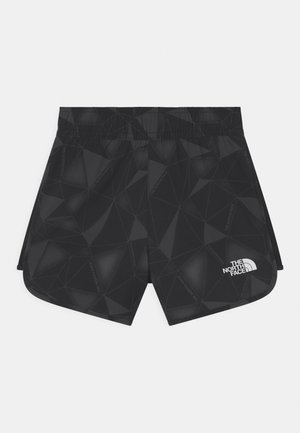 RUNNING TECH - Sports shorts - grey scale