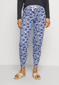 Marks & Spencer London - Pyjama bottoms - blue mix - 0